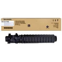 SHARP Värikasetti musta 65.000 sivua