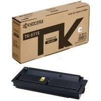 Kyocera Kyocera TK-6115 Värikasetti musta, 15.000 sivua, KYOCERA