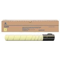 Konica Minolta Mustekasetti keltainen, 28.000 sivua, KONICA MINOLTA