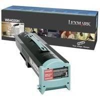 Lexmark Värikasetti musta 30 000 sivua, UNISYS