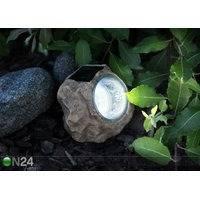 Puutarhavalaisin aurinkopaneelilla KIVI LED