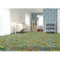 Lastenhuoneen matto LIIKENNE 100x200 cm, AF