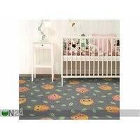 Lastenhuoneen matto PÖLLÖT 133x133 cm, AF