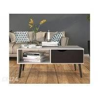 Sohvapöytä DELTA 99x60 cm, Tvilum
