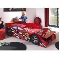 Sänky RACE CAR 70x140 cm, Vipack