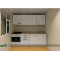 Baltest keittiö 230 cm, Baltest Mööbel