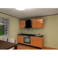 Baltest keittiö 203 cm