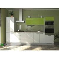 Baltest keittiö 340 cm