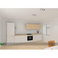 Baltest keittiö 360 cm, Baltest Mööbel