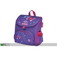 Koulu- ja selkäreppu Mini Softbag Butterfly, Herlitz