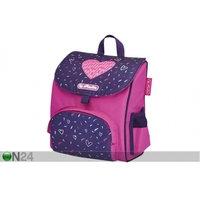 Koulu- ja selkäreppu Mini Softbag Tropical Heart, Herlitz