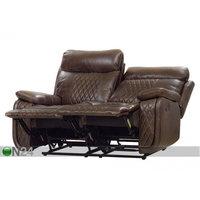 2-istuttava sohva Relax23, tummanruskea, BM