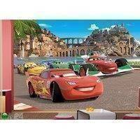 Kuvatapetti DISNEY CARS 2 RACE 360x254 cm, AG Design