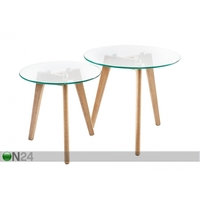 Apupöydät Helena, 2 kpl