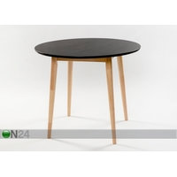Ruokapöytä Veneto Ø 90 cm, GO