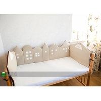 Sängyn reuna NUKKUVA KAUPUNKI KARLOOVA 120x60 cm, Karloova