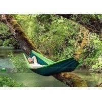 Riippukeinu Silk-Traveller Forest, Amazonas