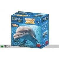Palapeli 3D Delfiini 63 osaa, Kidicraft
