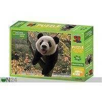 Palapeli 3D Panda 100 osaa, Kidicraft