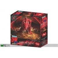 Palapeli 3D lohikäärme 150 osaa, Kidicraft