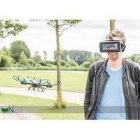 Drooni virtuaalilaseilla