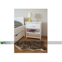 Yöpöytä Country Bedside Extra, RaiEr Wood