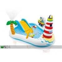 Lasten uima-allas/ leikkikeskus Kalat, Intex