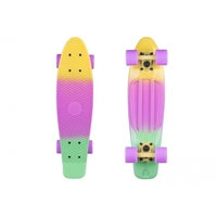 "Penny board Fish Classic 3 Colors 22"", TC"