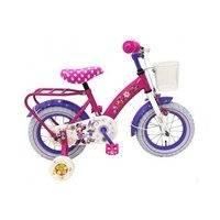 "Lasten polkupyörä Disney Minnie Bow-Tique 12"" Volare, TC"