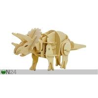 3D palapeli LIIKKUVA TRICERATOPS, Gerardo`s Toys