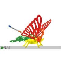 3D palapeli Värikäs perhonen, Gerardo`s Toys