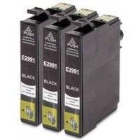 Epson C13T29914010 musta 29XL 15ml x 3 kpl Mustekasetti.com