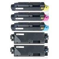 Kyocera TK-5140 5-väri CMYKK 7000/5000 sivua Mustekasetti.com