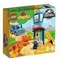LEGO DUPLO Jurassic World T. rex Torn 10880