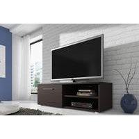 RENO TV-taso tv-kaluste 120 cm (Wenge) Tumma tammi
