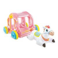 INTEX, PRINCESS CARRIAGE 1.45mx1.35mx1.04m