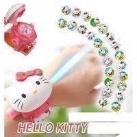 Hello Kitty katsella projektori toiminto- 24st diaesitys