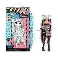 L.O.L. Surprise! O.M.G. Lights Fashion Doll - Groovy Babe