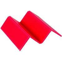 Istuinalusta, taittuva Punainen