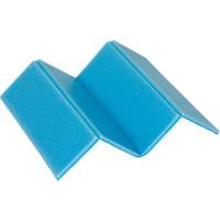 Istuinalusta, taittuva Sininen