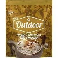 Apple Cinnamon Oat Porridge, Leader