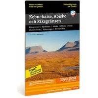 Kebnekaise, Abisko och riksgränsen Tyvek