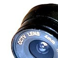 "SecTec CS lens 4.0mm 1/3"" F1.0, 76deg, Fixed iris"