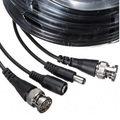 SecTec ST-VC20 BNC video+power cable 20m