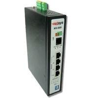 NetSys NV-500 VDSL2 bridge 100/100M 30a, DIN LAN: 4x 10/100