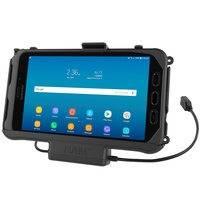RAM Mounts RAM-HOL-SAM60PDU Pidike Samsung Tab Active 2 & 3 virransy