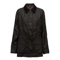 Barbour Classic Beadnell Wax Jacket Vuorillinen Takki Topattu Takki Musta Barbour