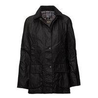 Barbour Beadnell Wax Jacket Kesätakki Ohut Takki Musta Barbour