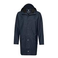 Long Jacket Sadevaatteet Sininen Rains
