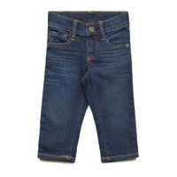 Toddler Slim Jeans With Stretch Farkut Sininen GAP